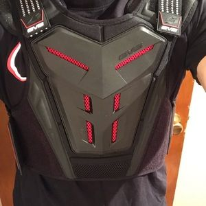Other - Men's EVS motorcycle riding vest